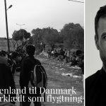 """Forklædt som flygtning: Uddrag af Kristian Husteds """"Vahid"""""""