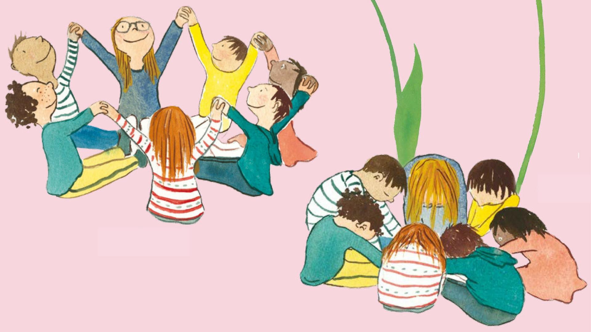 Yoga i undervisningen, hokus pokus filiyoga, lotte saline, yoga for børn, yoga til børn, yoga, børneremser