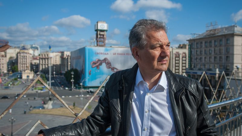 International thriller om Ukraine