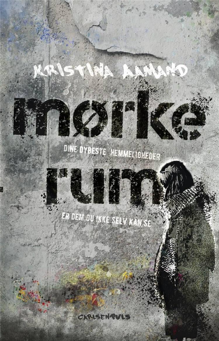 Mørke rum, Kristina Aamand, ungdomsbog, ungdomsbøger, YA