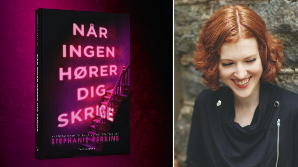 Anna og det franske kys, Når ingen hører dig skrige, There's someone inside your house, stephanie perkins, young adult, YA