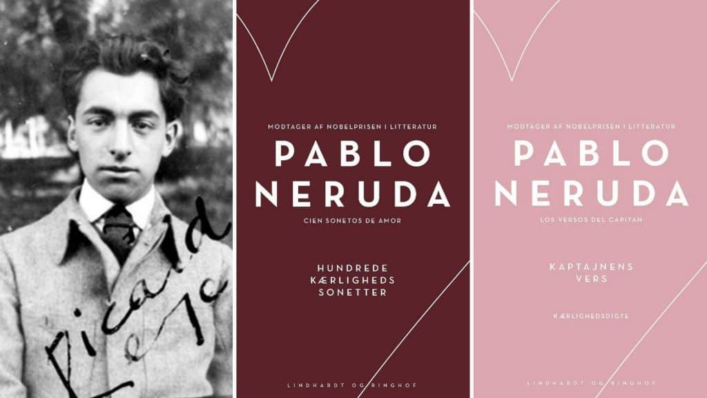 Pablo Neruda, Kaptajnens vers, Hundrede kærlighedssonetter