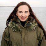 Yrsa Sigurðardóttir: Mord er modbydeligt, men jeg skriver jo ikke en turistguide