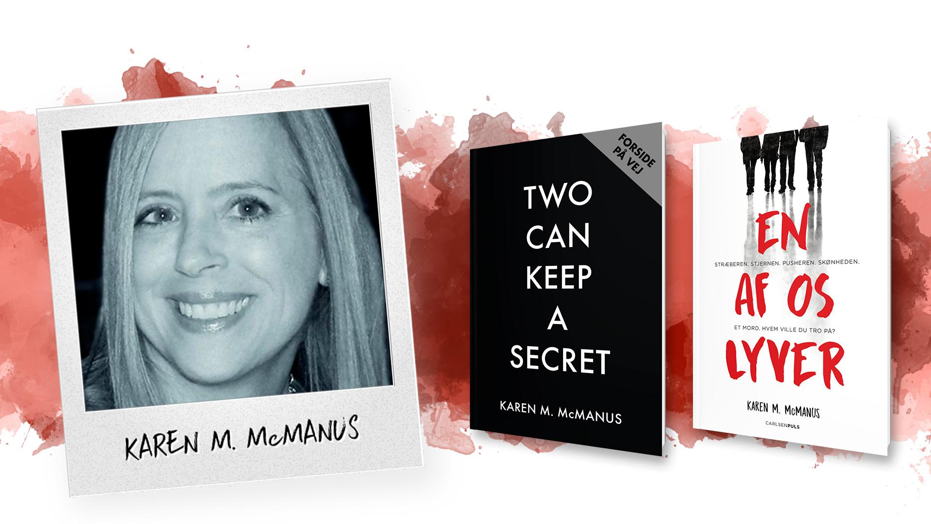 Ny McManus-bog på vej
