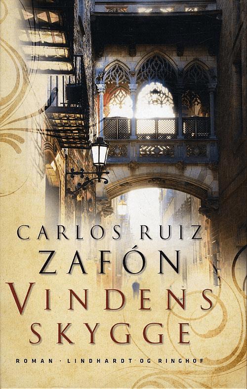 Vindens skygge, Zafón, de glemte bøgers kirkegård
