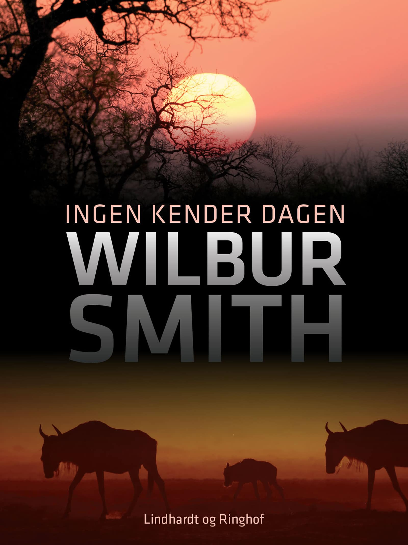 Ingen kender dagen, Wilbur Smith, Courtney-serien