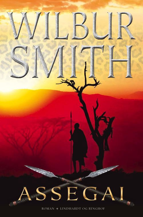 Assegai, Wilbur Smith, Courtney-serien