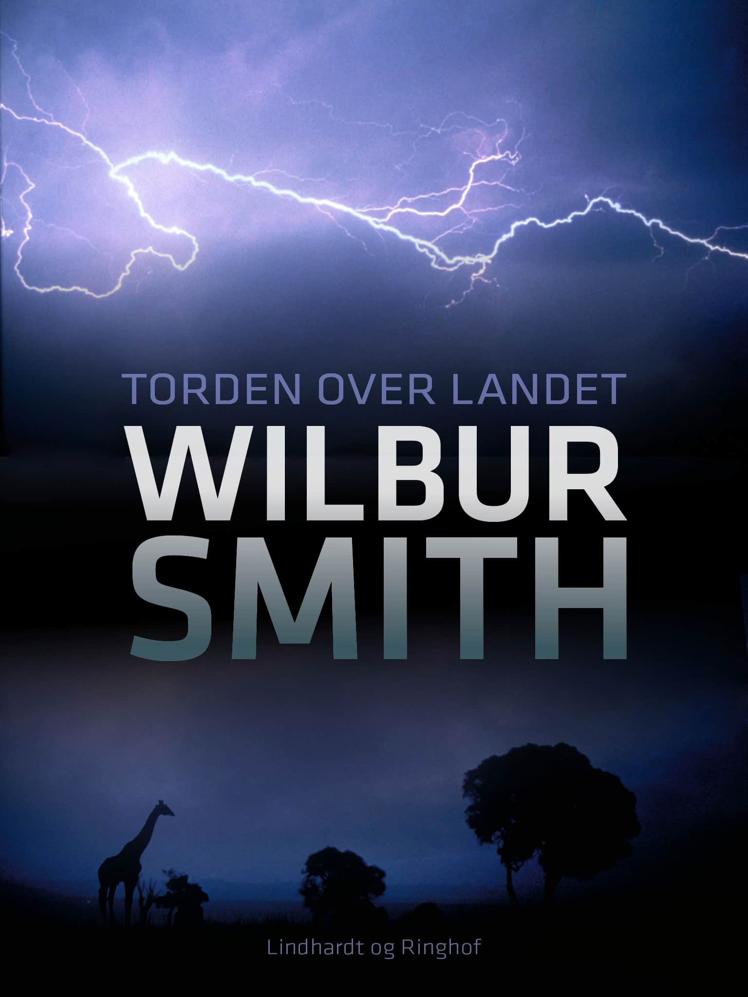 Torden over landet, Wilbur Smith, Courtney-serien