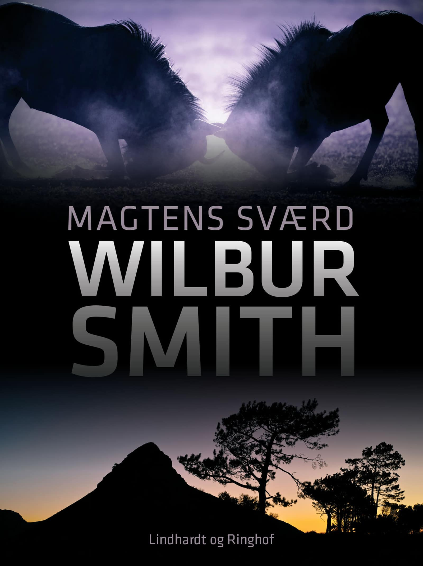 Wilbur Smith, Magtens sværd, Courtney-serien