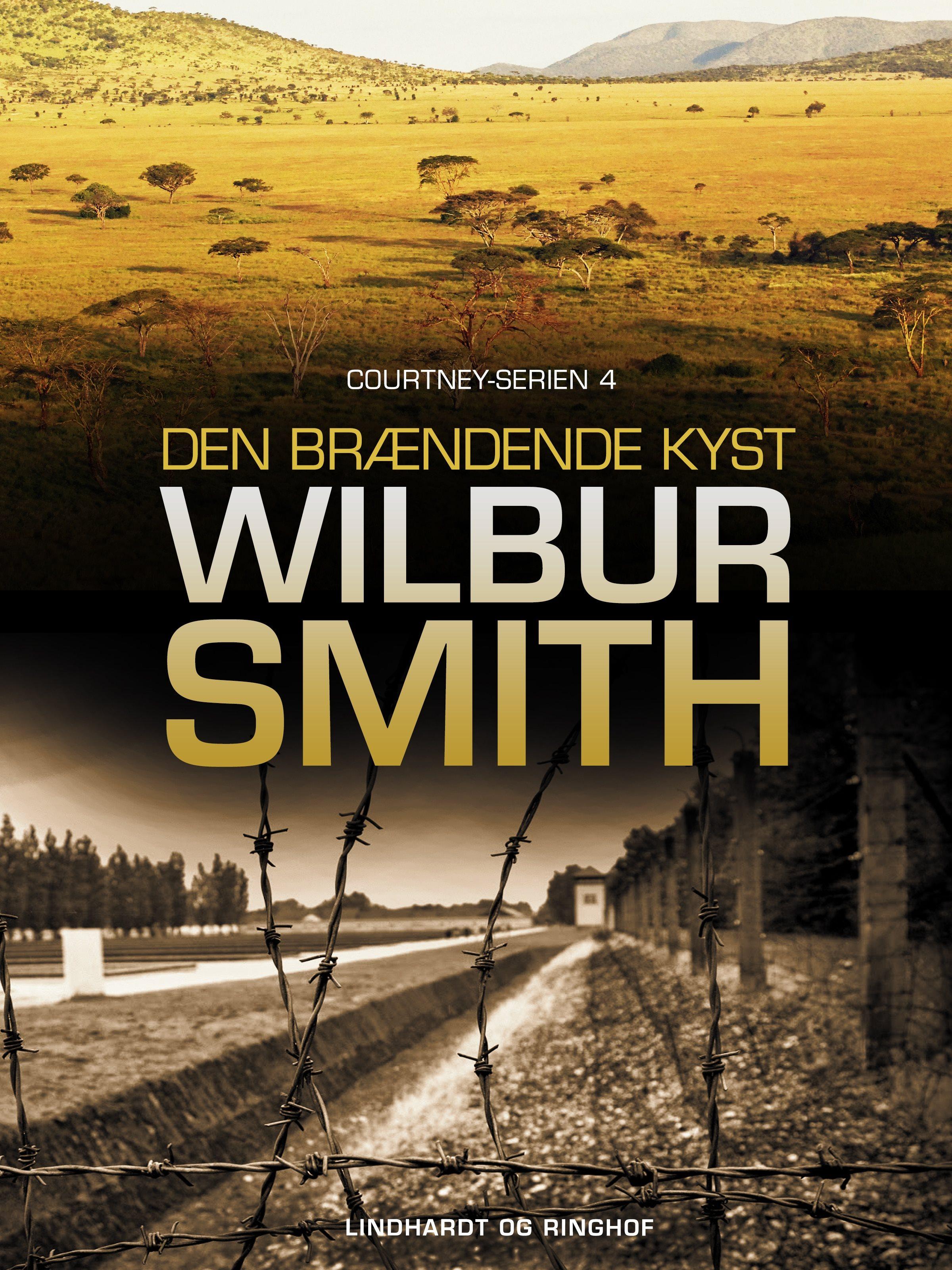 Wilbur Smith, Den brændende kyst, Courtney-serien