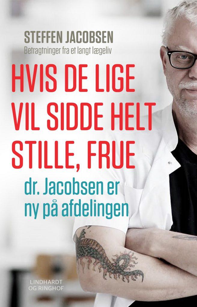 Hivs de lige vil sidde stille, Steffen Jacobsen
