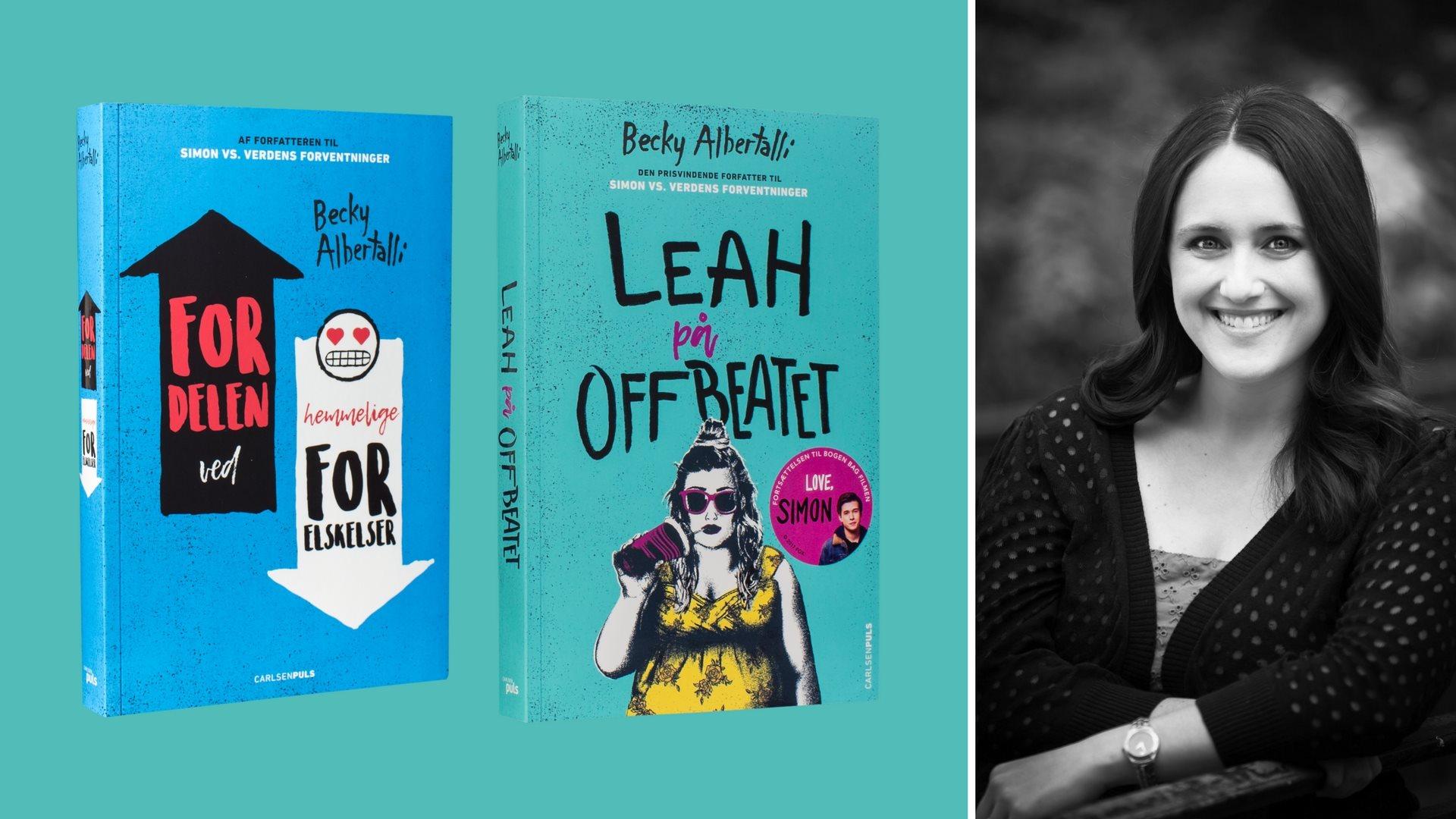Q&A Becky Albertalli