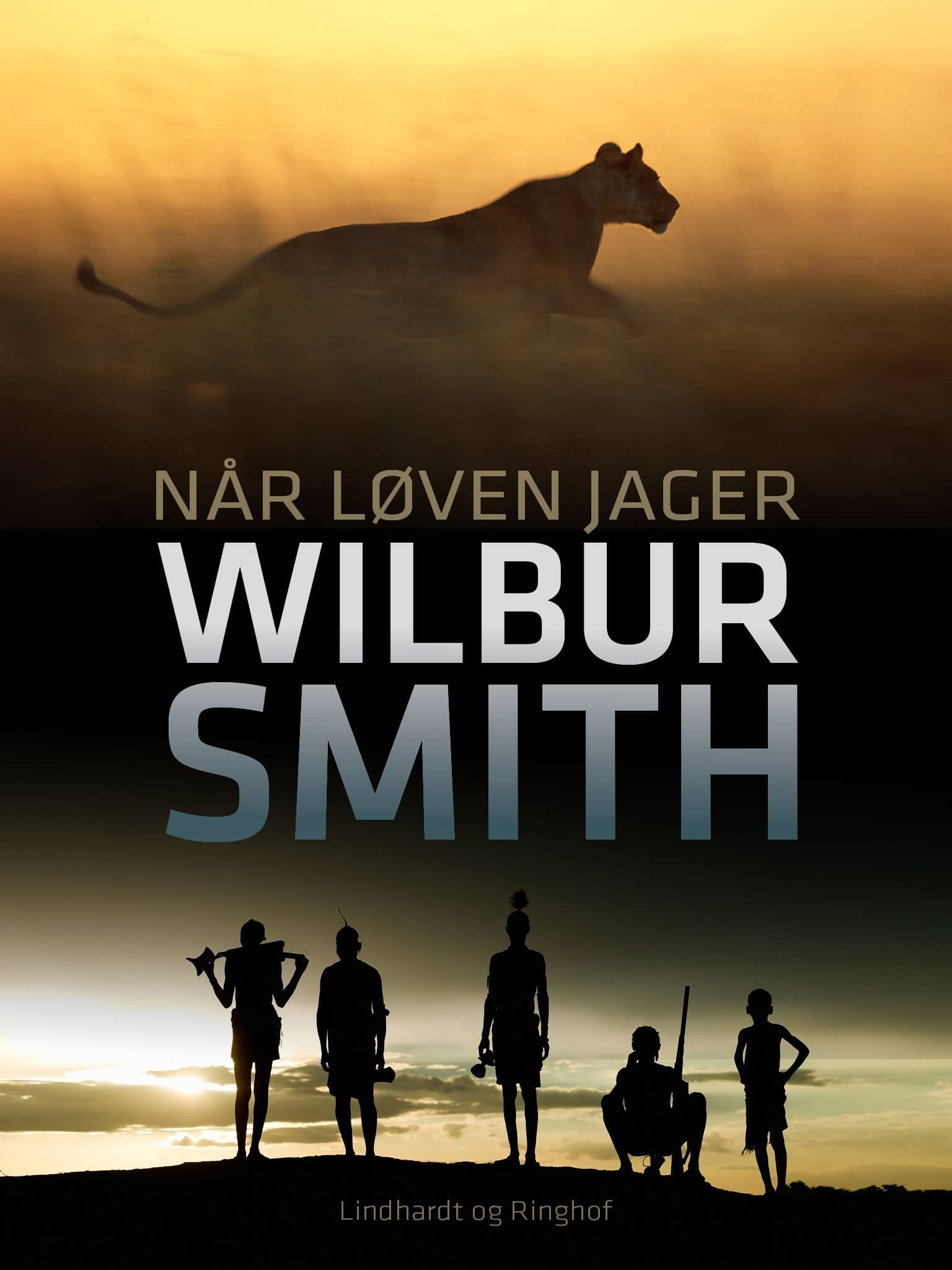 Wilbur Smith, Courtney-serien, Når løven jager