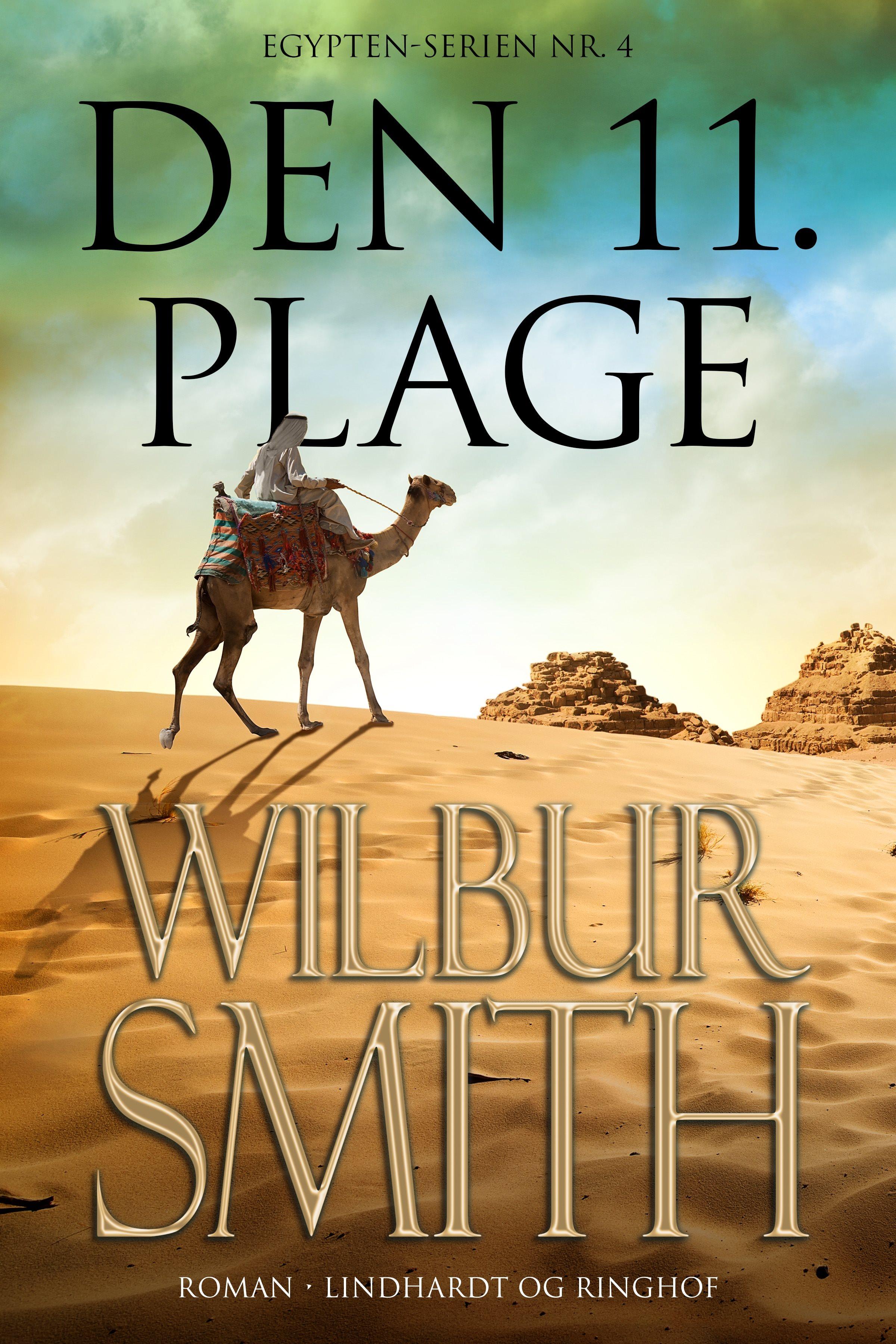 Wilbur Smith, Den 11. plage, Egypten-serien