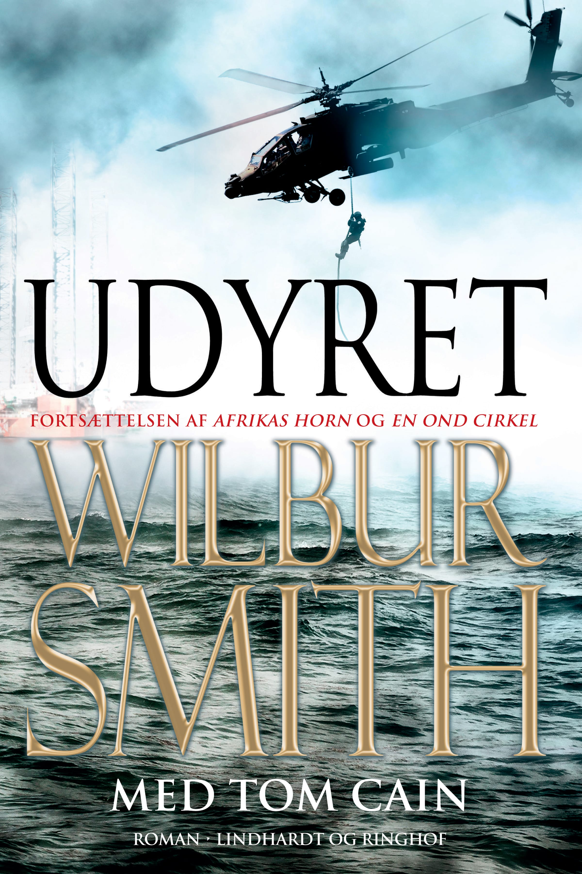 Udyret, Wilbur Smith, Hector Cross