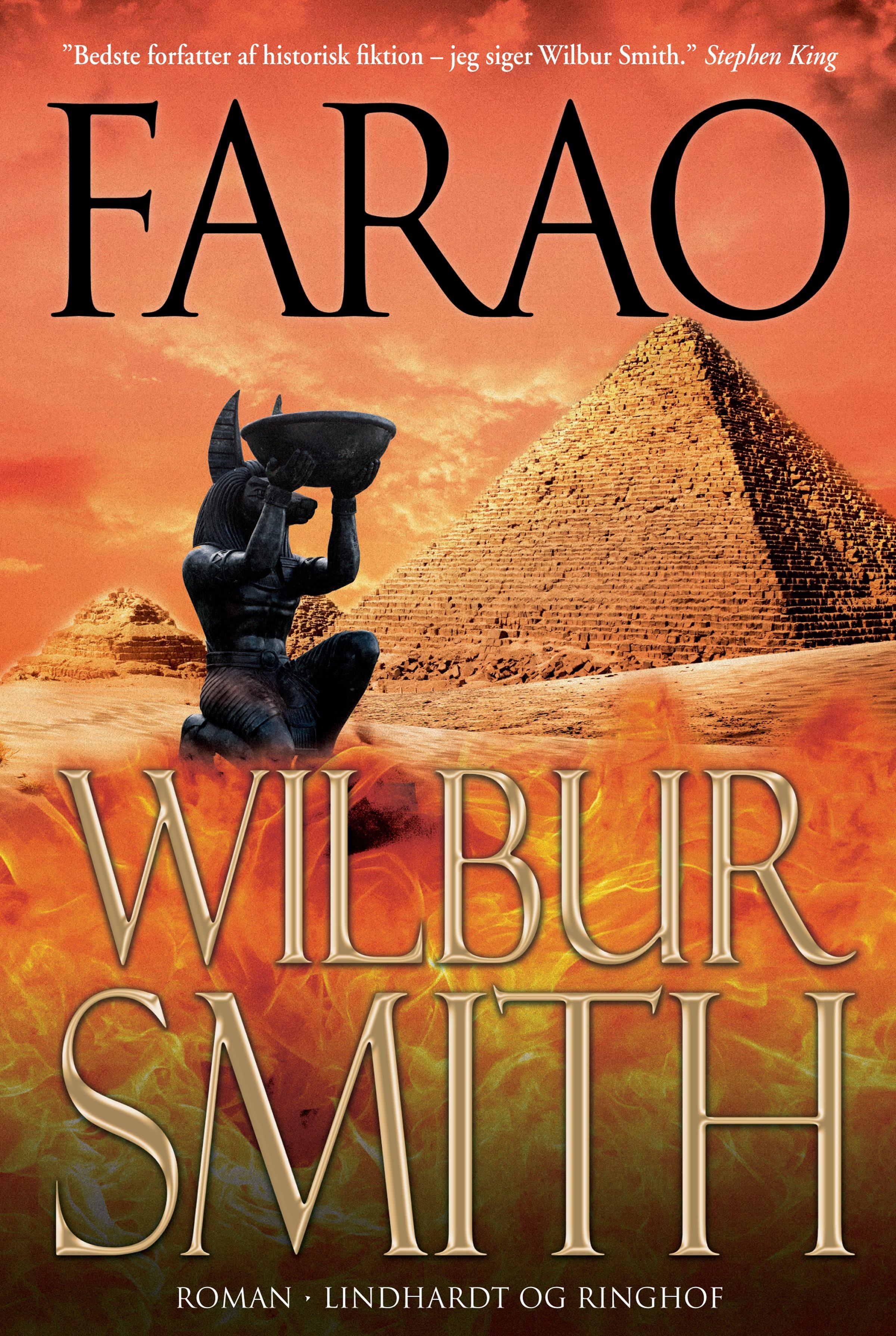 Wilbur Smith, Farao, Egypten-serien