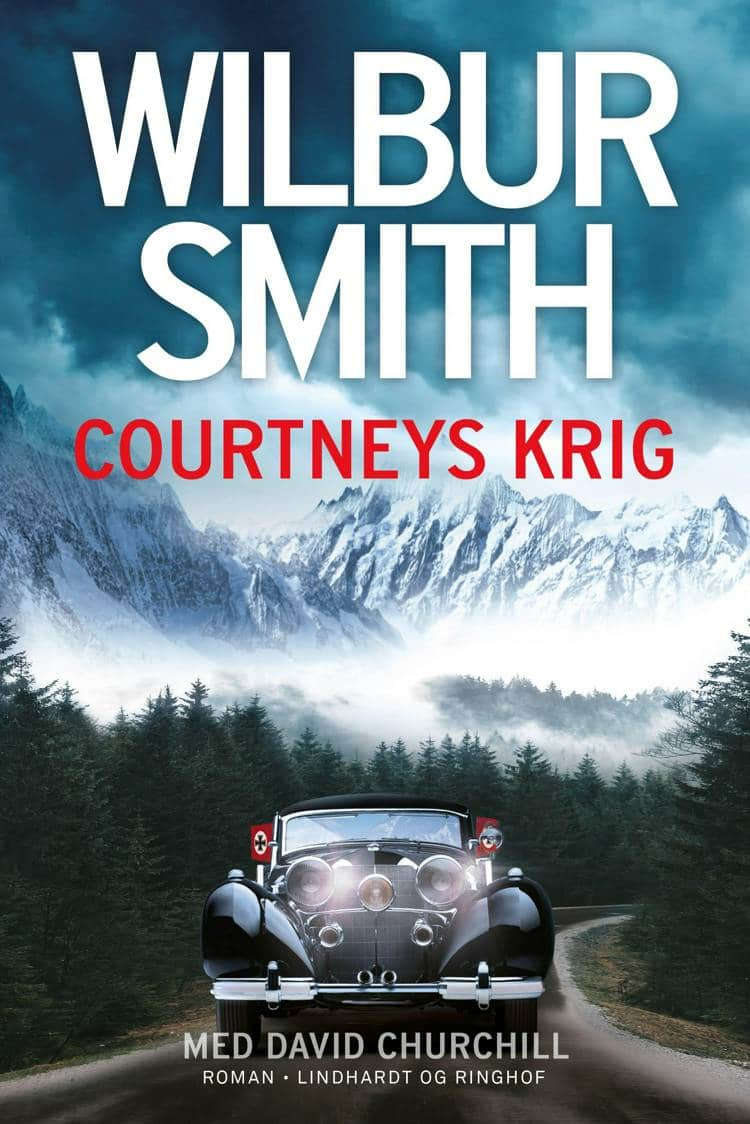 Wilbur Smith, David Churchill, Courtneys krig, Courtney-serien