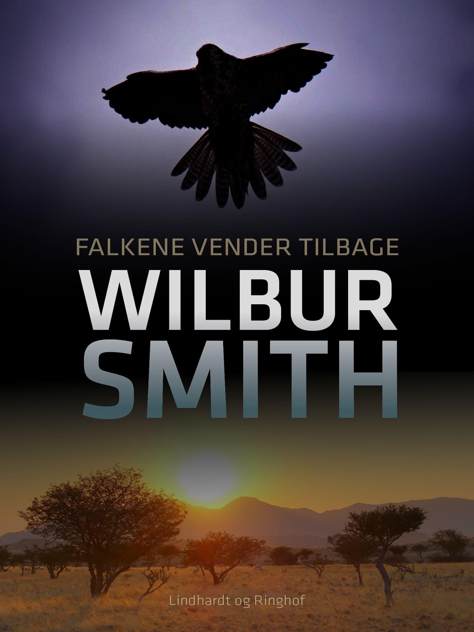Falkene vender tilbage, Wilbur Smith, Ballantyne, Ballantyne-serien