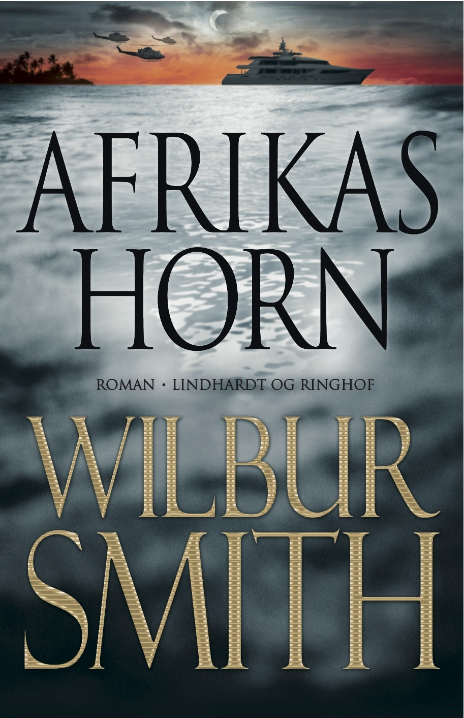 Afrikas horn, Wilbur Smith, Hector Cross