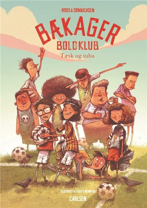 Bækager Boldklub, fodbold, fodboldbog, fodboldbøger, vm i fodbold, landsholdet, læs med landsholdet, ole sønnichsen, jesper roos
