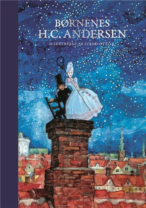 Børnenes H.C. Andersen,eventyrbøger