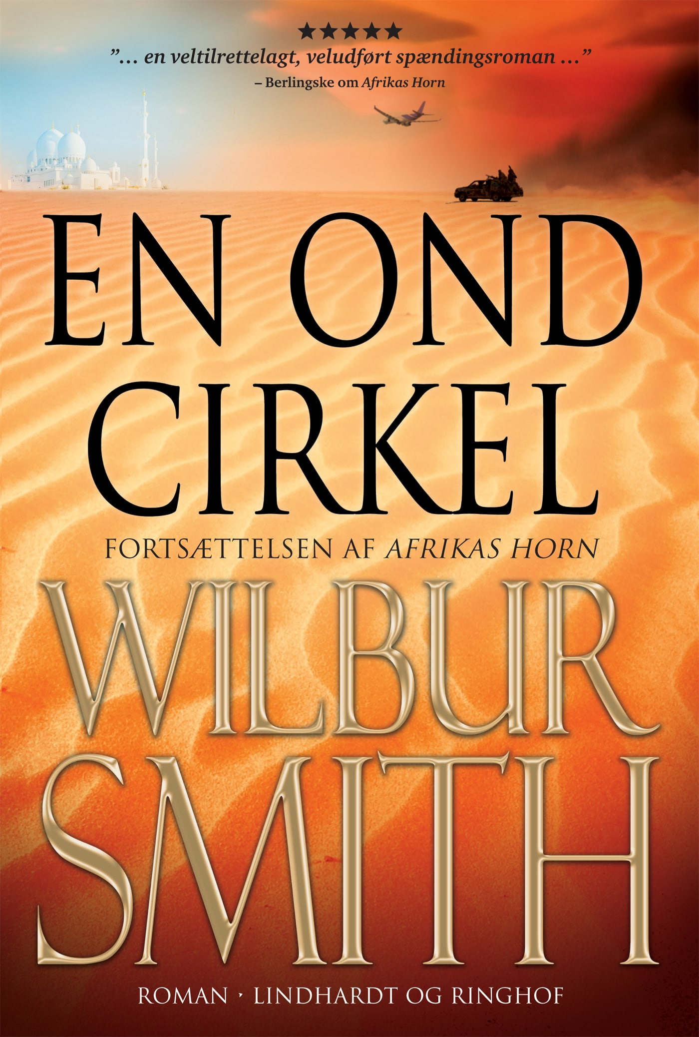 En ond cirkel, Wilbur Smith, Hector Cross