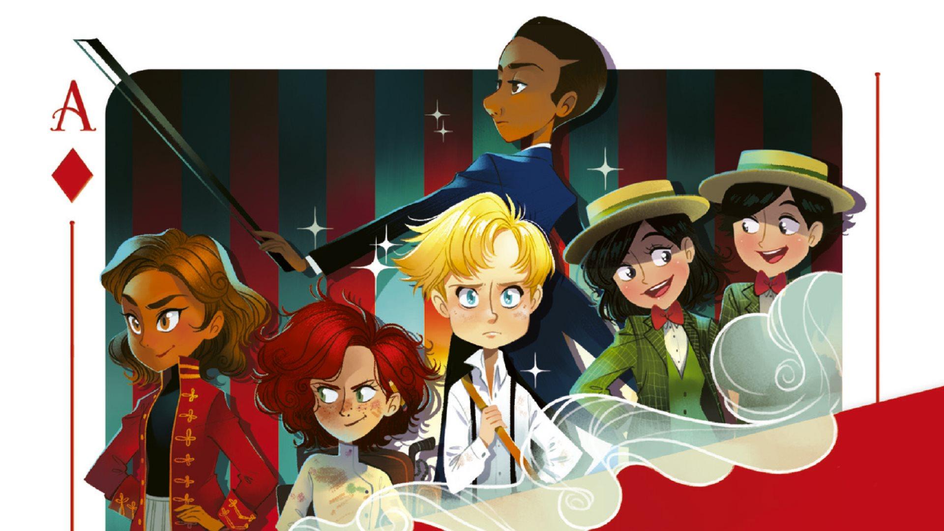 De magiske møgunger, magiske møgunger, neil patrick harris, højtlæsning, børnebog, børnebøger