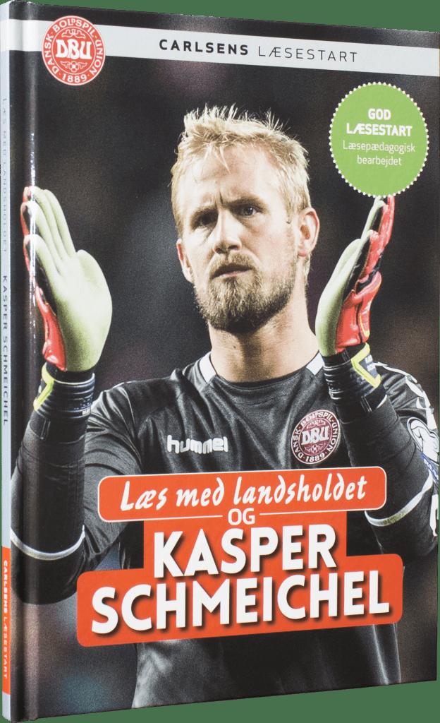 Læs med landsholdet, Kasper Schmeichel
