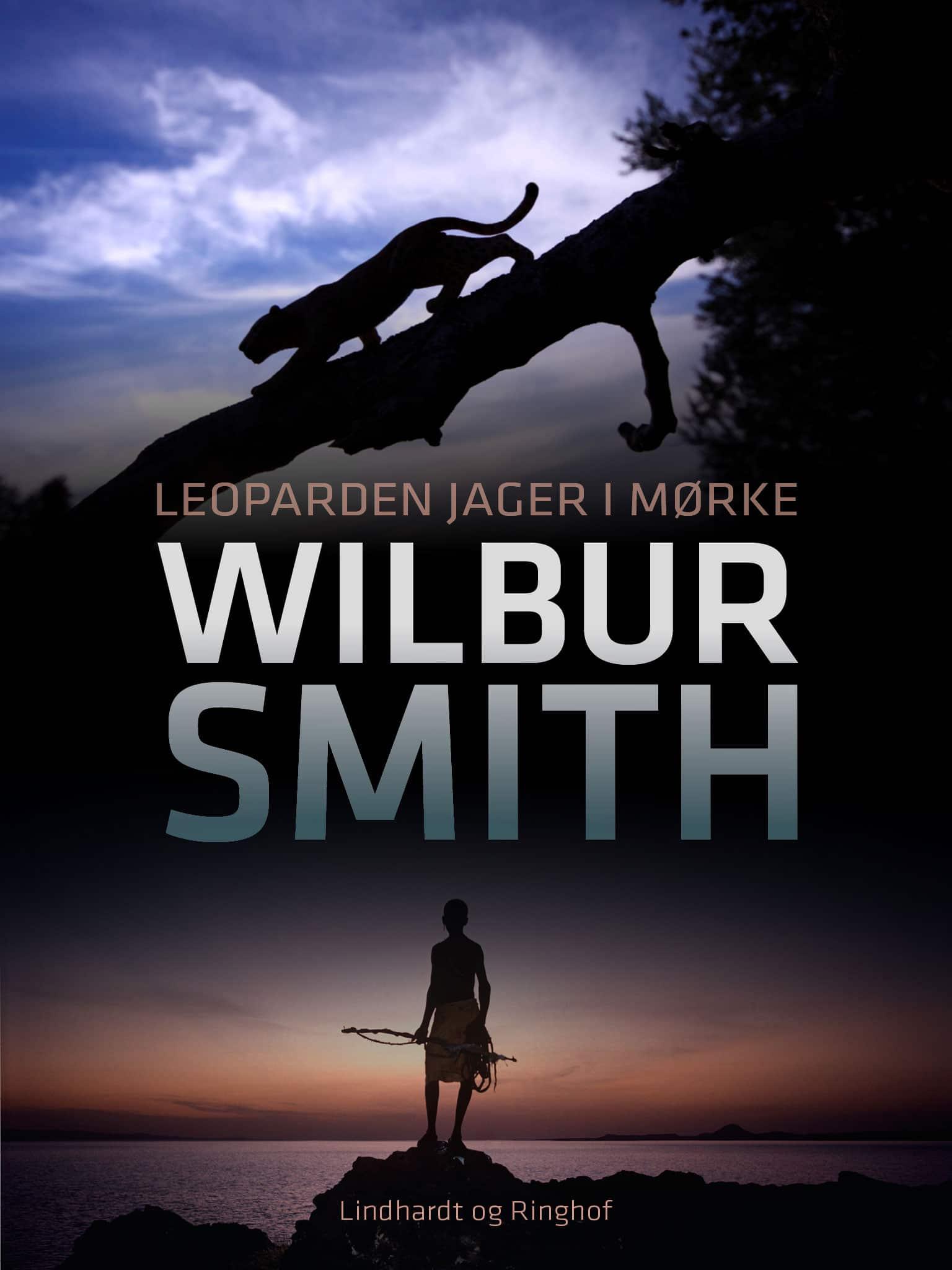 Leoparden jager i mørke, Wilbur Smith, Ballantyne, Ballantyne-serien
