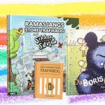 Ferielæsning: Her er bøgerne, du skal pakke til ferien med en 3-5-årig