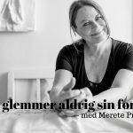 Merete Pryds Helle om sin debut: Hver dag åbnede jeg postkassen med hamrende hjerte