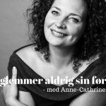 Anne-Cathrine Riebnitzsky om sin debut: At få læsere var faktisk meget, meget rørende