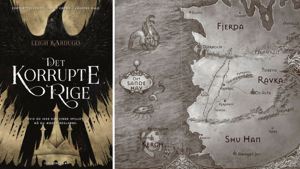 Six of crows, Det korrupte rige, Leigh Bardugo