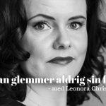 Leonora Christina Skov om sin debut: Den bog er skrevet på ren sult!