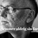 Leif Davidsen om sin debut: Jeg havde fundet min hylde i den kæmpestore litterære reol