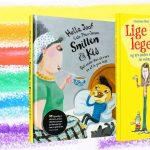 Højtlæsningshygge: Fem fede feriebøger til de 5-9-årige