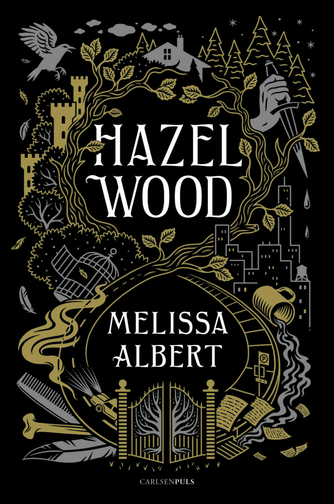 all the feels, Hazel Wood, Melissa Albert