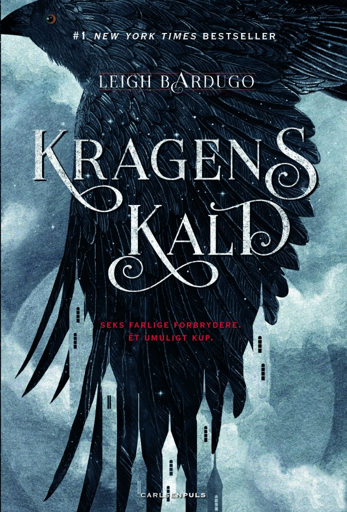 kragens kald, six of crows, leigh bardugo