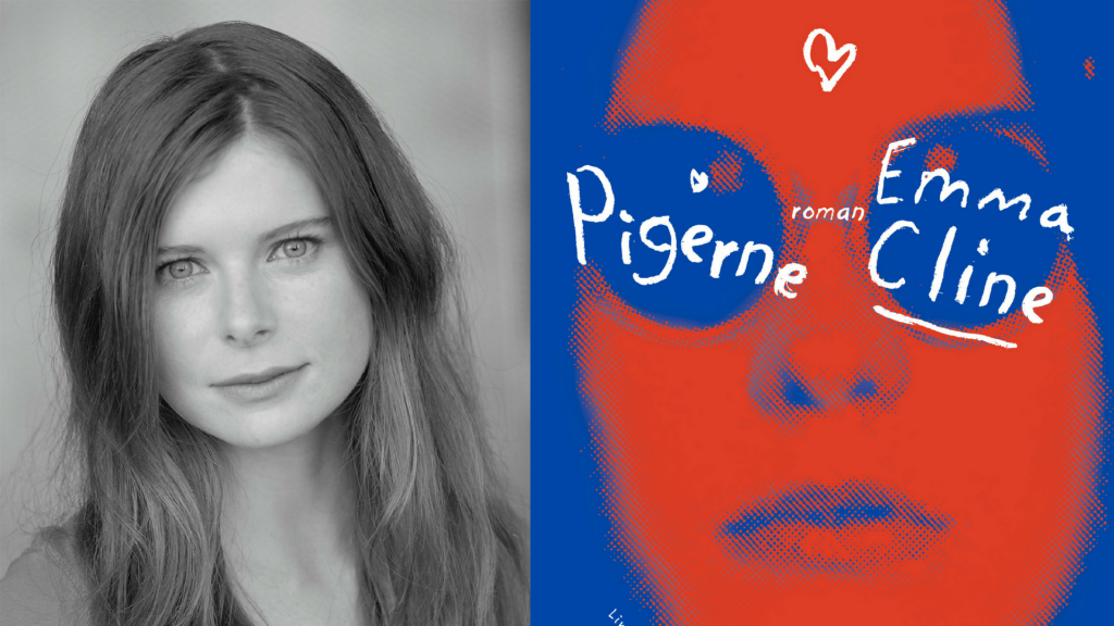 Emma Cline, Pigerne, teenage, YA, Young Adult, Kult, Ungdomsbog, Coming of age story, gruppedynamik