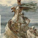 Elsker du bloddryppende action? Tag med vikingen Røde Orm på røvertogt i Dyrehaven