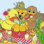 Bamses allergodeste billedbog – sange og historier, vi tivertifald aldrig glemmer