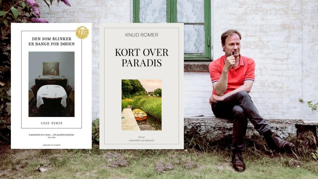 Knud Romer, Kort over paradis, Insel Verlag,