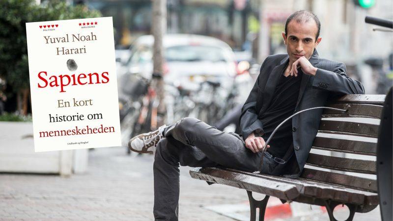 Sapiens, Homo deus, 21 tanker fra det 21. århundrede. Yuval Noah Harari, Ridley Scott, Asif Kapadia