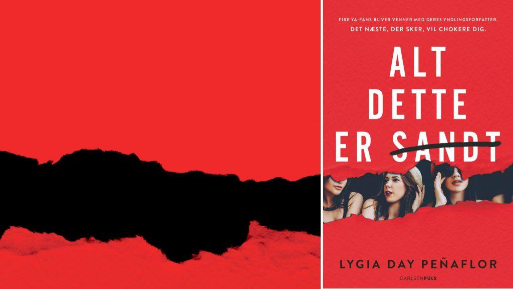 Lygia Day Peñaflor, YA, young adult, alt dette er sandt