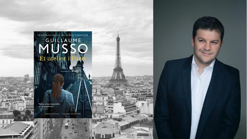 Guillaume Musso, Et atelier i Paris