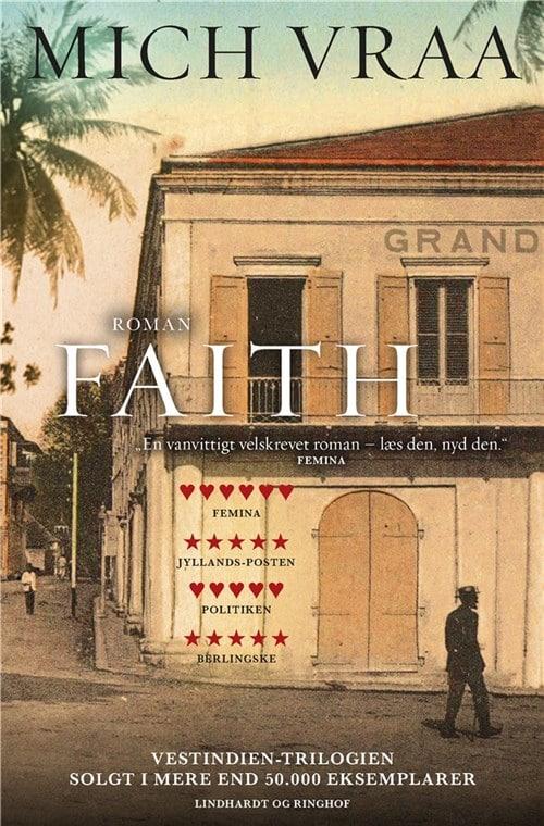 Faith, bog med usædvanligt navngivne kapitler