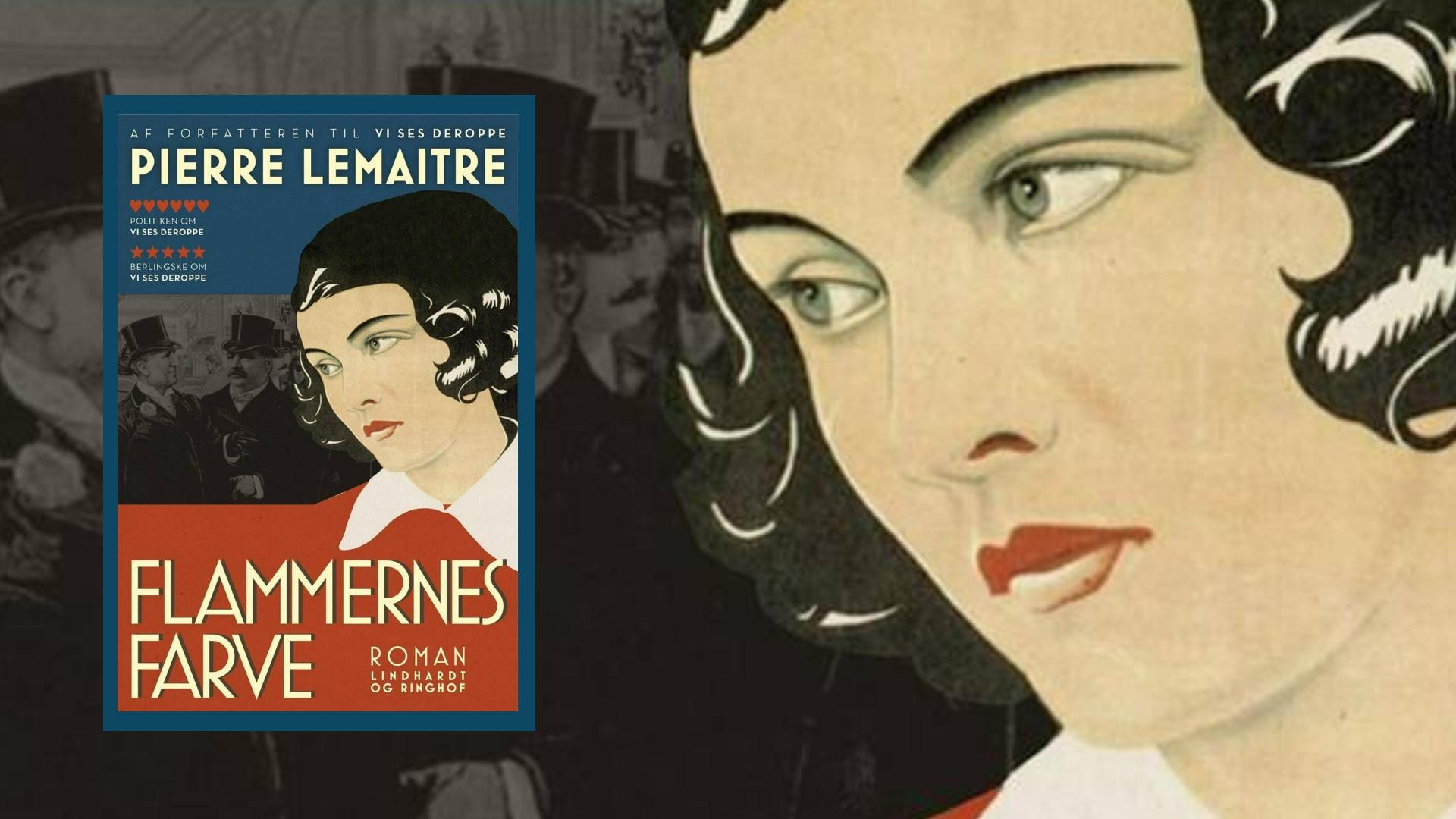 Flammernes farve, Pierre Lemaitre, Vi ses deroppe