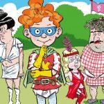 Nye læsere og forvirrede forældre kan starte her! Bliv klar til Karmaboy – Den hemmelige klunkeklan af Jacob Riising