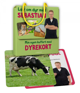 Sebastian Klein, dyrebog, dyrebøger, papbog, papbøger