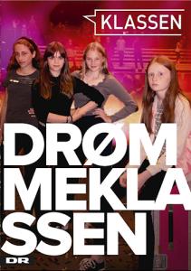 Klassen, DR Ultra, Drømmeklassen, Morten Boesdal Halvorsen, Anne-Marie Donslund, børnebog, børnebøger